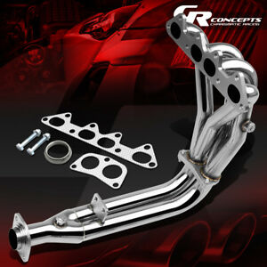 Stainless Steel Exhaust Header For 94 97 Honda Accord Cd Cd5 Cd7 4 cyl F22 F22b