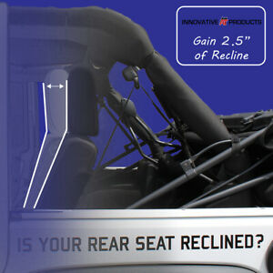 Rear Seat Recline Kit For Jeep Jku 07 18 The Original Patented Product
