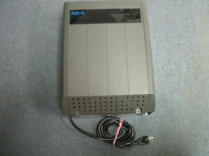 Nec Ds 2000 80000 Dx7na 48 4 Slot Main System Cabinet Only No Cards Or Power