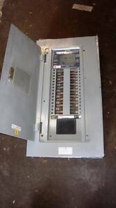 Generator Transfer Switch Panel Only No Switch Siemens 79 78539 a00