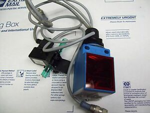 Sick Hk Systems Photo Cell Accumulation Sensor 0314083