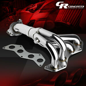 For 05 10 Toyota Scion Tc 2 4l Stainless Exhaust Manifold Header O2 Bung Gasket