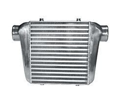 Cxracing Turbo Intercooler 18 x12 x4 3 Inch Inlet Outlet 3 Inch Thick Core