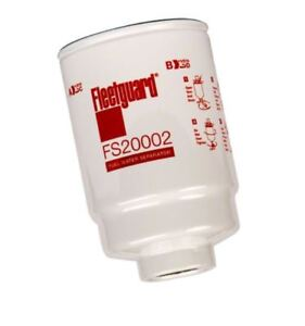 Fleetguard Fs20002 Diesel Fuel Filter Duramax 6 6l 2001 2011 Element Fs20001