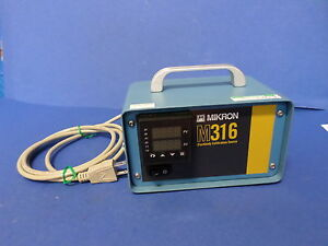 Mikron M316x Blackbody Calibration Source 115volts Nnb jch