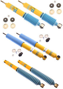Bilstein Shock Absorber Set Front Auxiliary Rear Shocks 80 96 Bronco