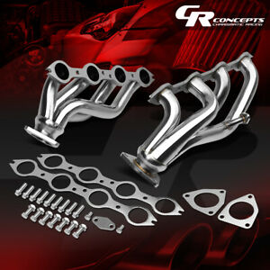 For 99 05 Chevy Gmc Gmt800 Truck Suv V8 Stainless Exhaust Manifold Header Gasket