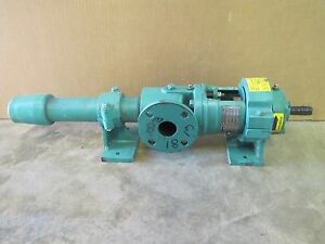 Blackmer Progressing Cavity Pump 1 2tl3cs0 1 1 4 X 1 1 2 Flanged New