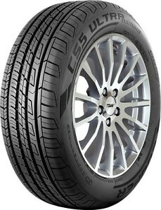 4 225 50 17 Cooper Cs5 Ultra Touring New 60k Tires 50r17 R17 50r