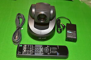 Sony Evi d70 Ntcs Pan tilt zoom Camera Skype Webcam Color Video
