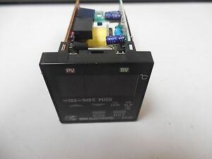 New Ero Electronic Digital Temperature Controller Without Cover Pt100 122 r r