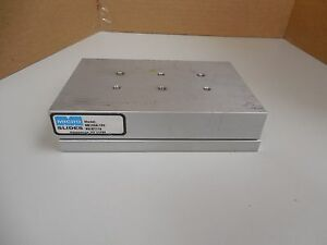 Micro Slides Linear Bearing Slide Se100a 150 Se100a150 New