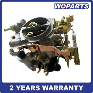 Carburetor Fit For Mitsubishi 4g32 Delica 81 Galant 70 82 Lancer Pick Up L200