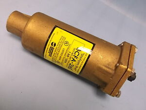 Sherwood Superior Refrigerant Filter Drier Uni form Shell 3cfa 26s