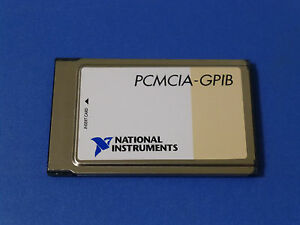National Instruments Pcmcia gpib Interface Card 184713b 01