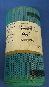 Voith Paper Blue Conveyor Roller Belt 8 x89 pzb