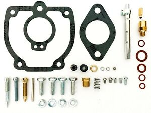 Farmall Super H M Super M W6 W9 Tractor Carburetor Repair Kit With Shaft