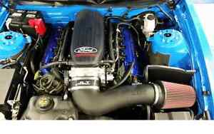 2011 2014 Mustang 5 0 Jlt Plastic Cold Air Intake For Cobra Jet Manifold Only