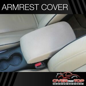 Chevrolet Tahoe D3r Tan Armrest Cover For Console Lid 2002 2004