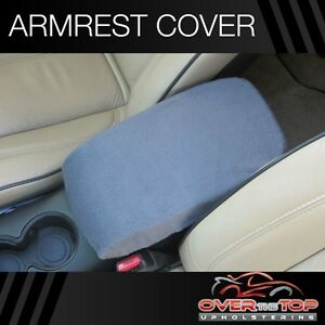 Chevrolet Tahoe D3r Dark Gray Armrest Cover For Console Lid 2002 2004