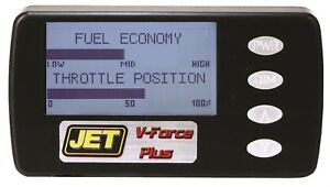 New Jet Performance V Force Plus Computer Chip Programmer Toyota Sienna Yaris Uc