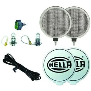005750971 Hella Fog Lights 500 6 Lamp Kit pair