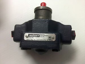 Haight Fryer Filter Pump For Broaster part 09273