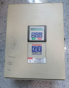Toshiba G3 Tosvert 130 Transistor Inverter Model 6060 To 625k