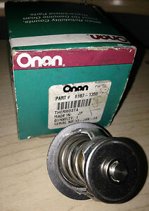 Onan Generac Rv Marine Generator Thermostat 0187 1350 Save 40