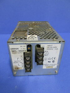 Omron Dc24v 14 A Power Supply S8ps 30024cd