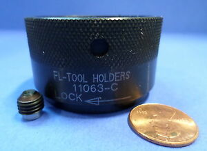 F l Tool Holder Collet Adapter 11063 c 11063ss