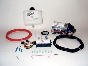 Universal Snow Performance Stage Ii Maf Boost Cooler Injection Kit Free Shipping