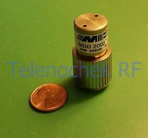 Midwest Microwave Trm 2002 Apc 7 7mm Precision Termination Rf Load Dc 18 Ghz