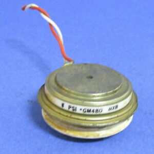 Psi Thyristor Module Gm480 Nxb