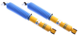 2 bilstein Shock Absorbers rear 97 06 Jeep Wrangler Tj 46mm Monotube gas