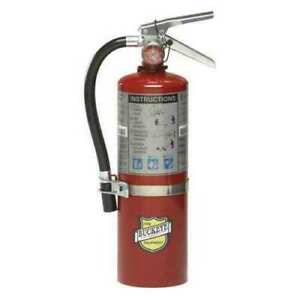 New 2018 Amerex 5 lb Abc Fire Extinguisher With Vehicle marine Bracket