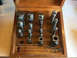 Moore Tools Jig Bore Set