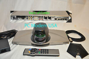 Tandberg Codec 880mxp Ttc7 08 Video Conference With Npp Presenter Ntsc F9 31