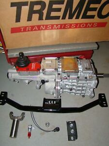 Tremec 5 Speed Tko 600 Transmission 75 81 Camaro Firebird Kit