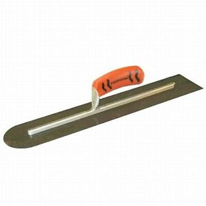 Kraft Tool Concrete Finishing Trowel 22 X 5