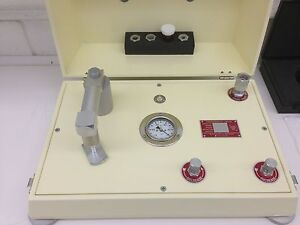 T2600 Druck Vacuum Dead Weight Tester