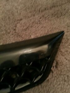 2006 2008 Honda Civic Coupe Only Black Mesh Grille
