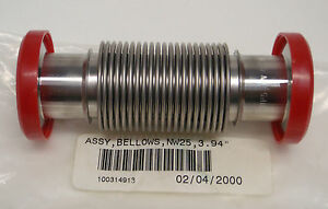 Mks 100314913 Assembly Ss Bellows Nw25 3 94 Long New In Sealed Bags
