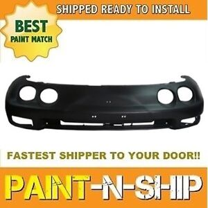 Fits 1996 1997 Acura Integra Front Bumper Painted To Match Your Car ac1000128