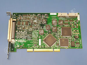 National Instruments Pci 6023e Ni Daq Card Analog Input Multifunction