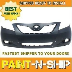 Fits 2007 2008 2009 Toyota Camry Se Front Bumper Painted To Match To1000318