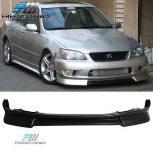 For 01 05 Lexus Is300 Front Bumper Lip Spoiler Bodykit Wd Style Urethane Pu