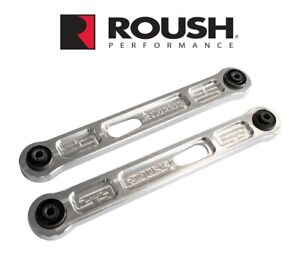 2005 2014 Mustang Gt Roush Rs3 Rear Lower Trailing Control Arms Pair 401429