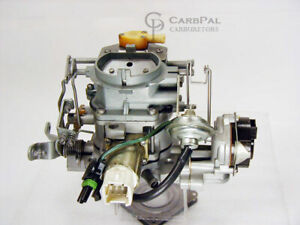 Carburetor Carter Bbd 2 Bbl 1982 1991 Amc Jeep 4 0 4 2l 258 Electronic Feedback