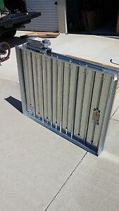 Greenheck Control Damper Vcd 23 38 50 X 48 With Honeywell Actuator New